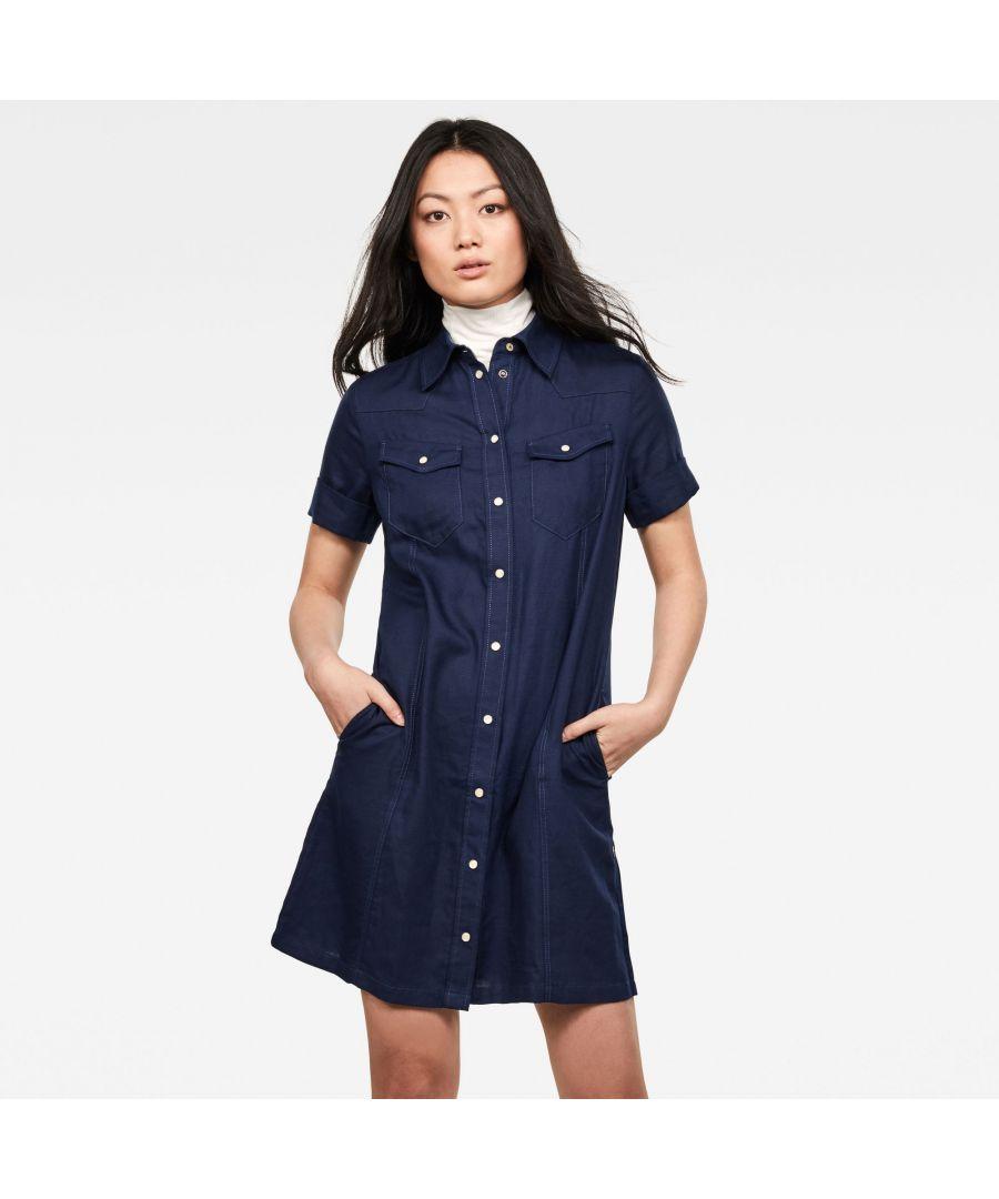 Image for G-Star RAW Tacoma Slim Dress