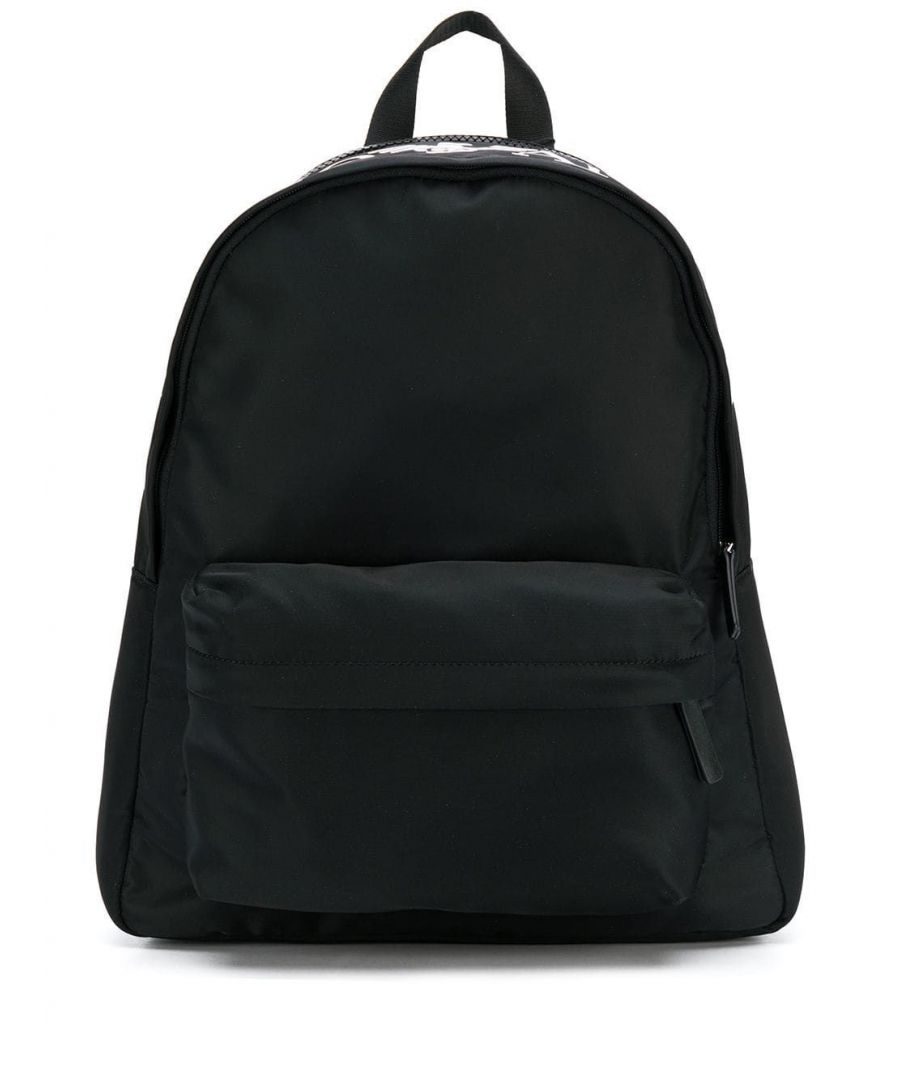 Image for EMPORIO ARMANI WOMEN'S Y3L100YFD6E80001 BLACK POLYAMIDE BACKPACK