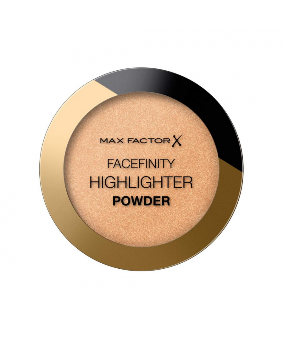 Image for Max Factor Facefinity Highlighter Powder Sealed - 003 Bronze Glow