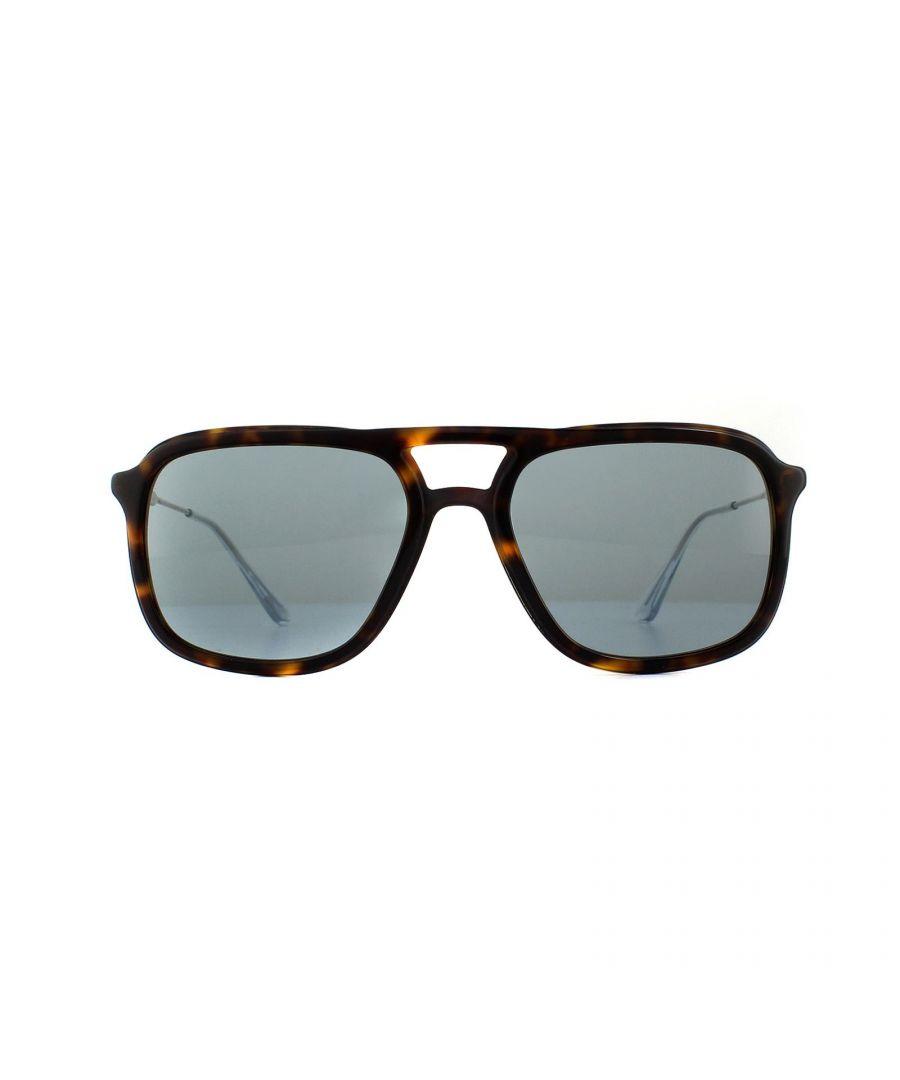 Image for Prada Sunglasses PR 06VS 2AU3C2 Havana Brown