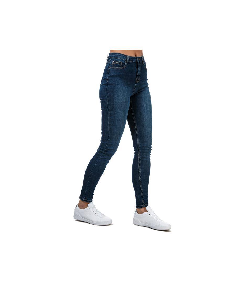 Image for Women's Superdry Sophia Skinny Jeans in Denim