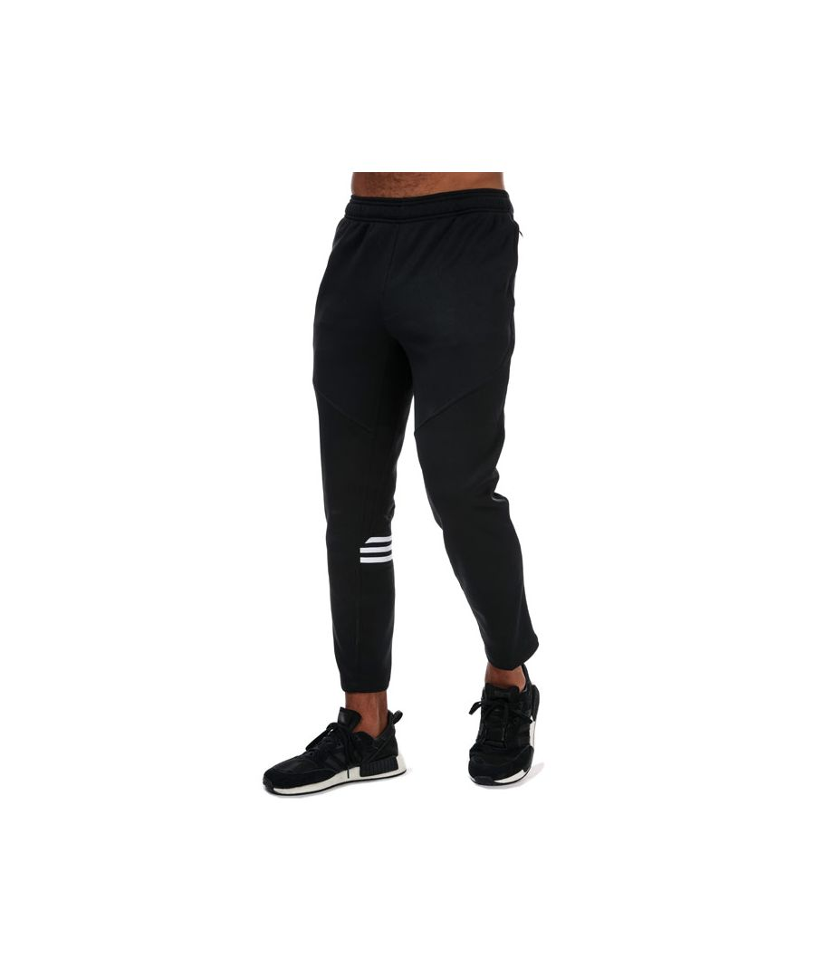 Image for Men's adidas Daily 3-Stripes Pants in Black