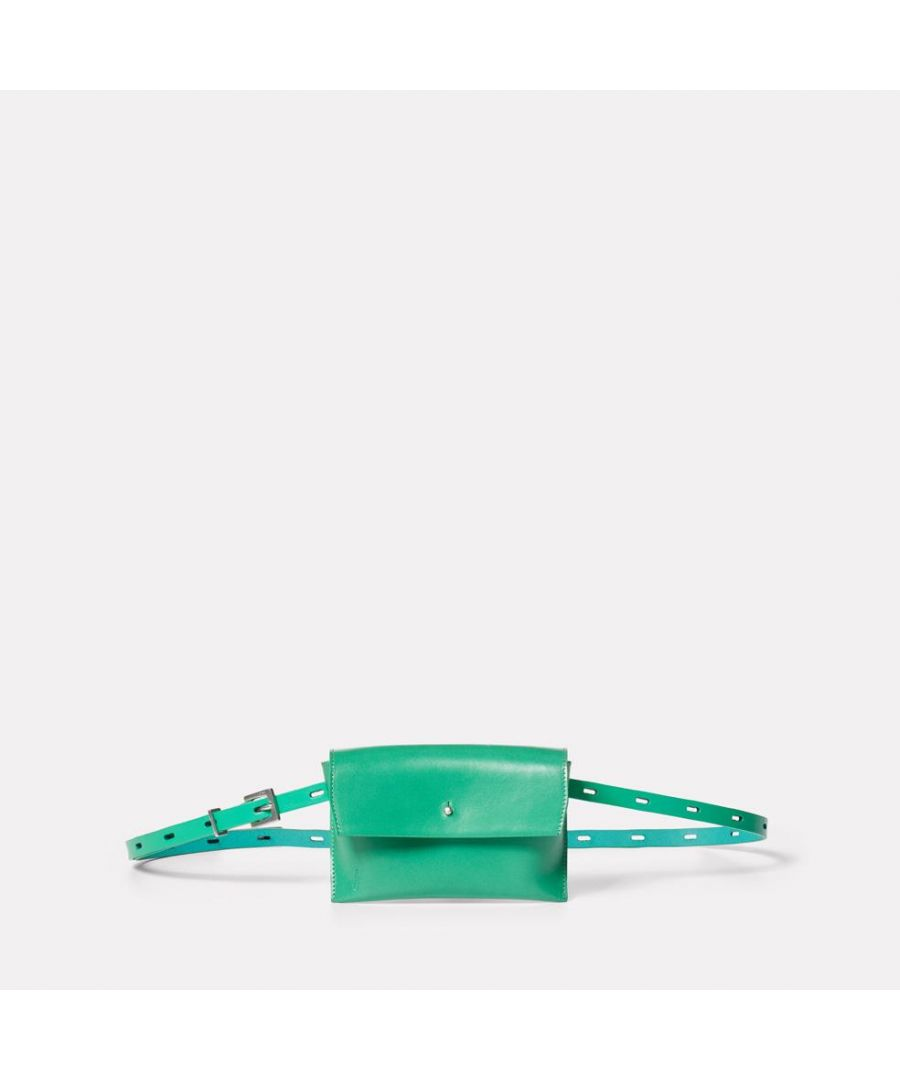 Image for Hild Purse on a Belt in Green