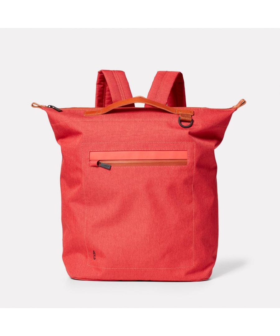 Image for Hoy Travel and Cycle Rucksack in Red