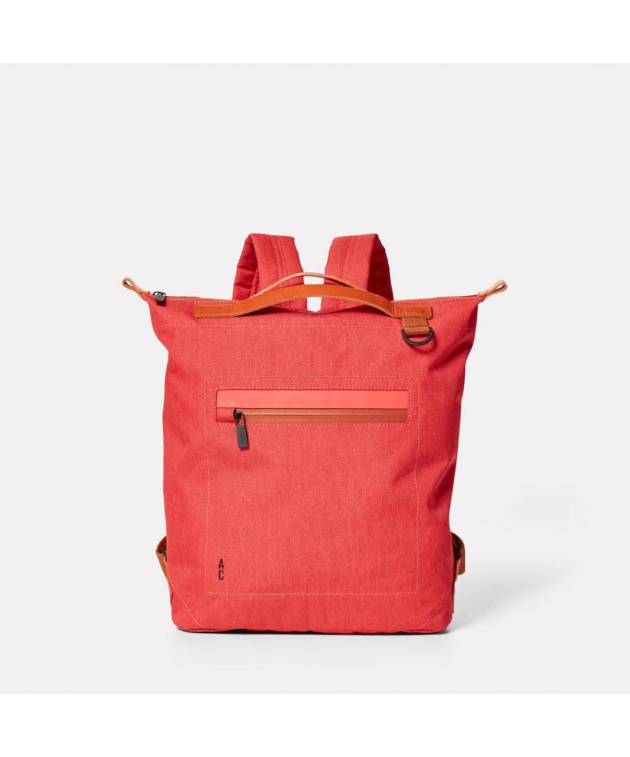 Image for Mini Hoy Travel and Cycle Rucksack in Red