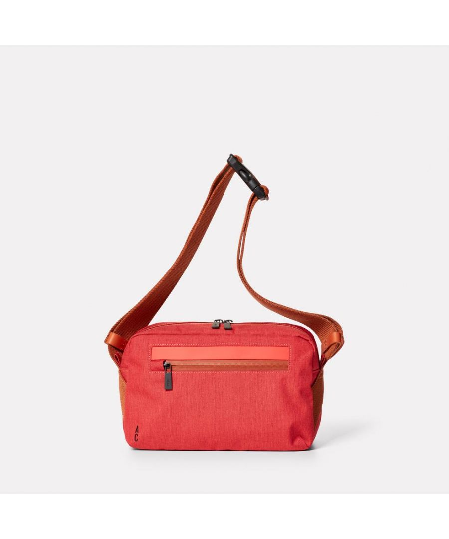 Image for Pendle Travel and Cycle Body Bag in Red