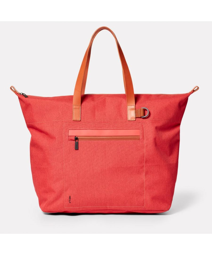 Image for Saarf Travel and Cycle Tote in Red