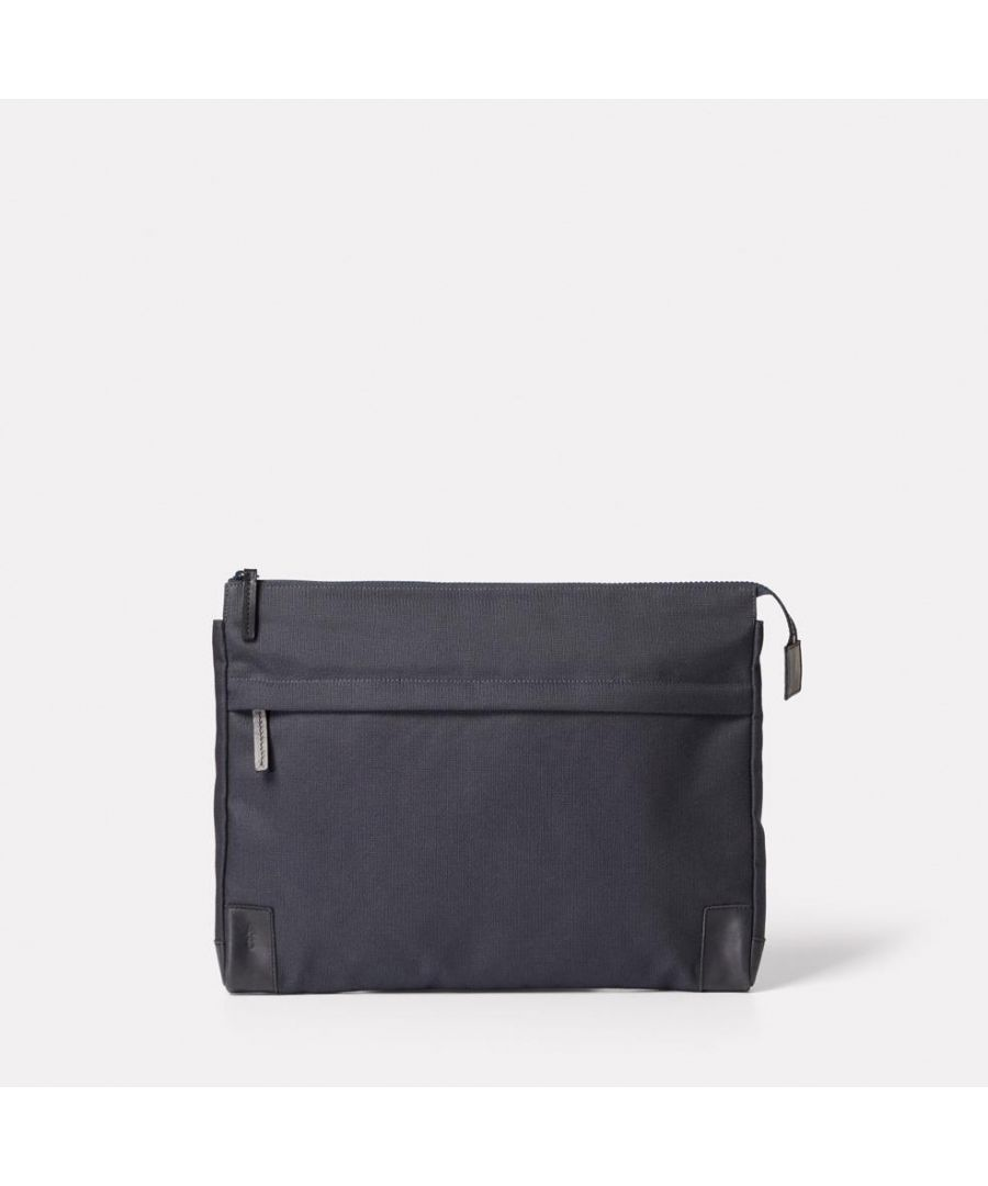 Image for Bruce Granular Cotton Document case in Ink