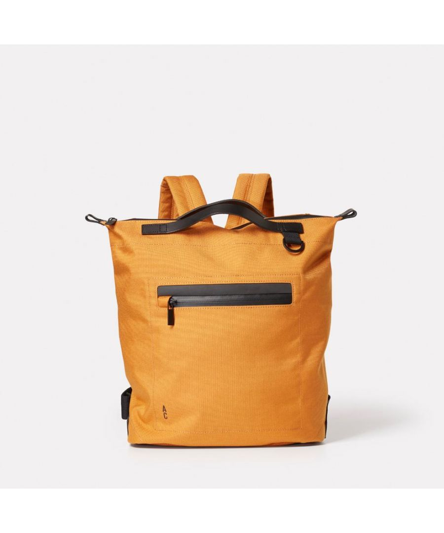 Image for Mini Hoy Travel and Cycle Backpack in Orange