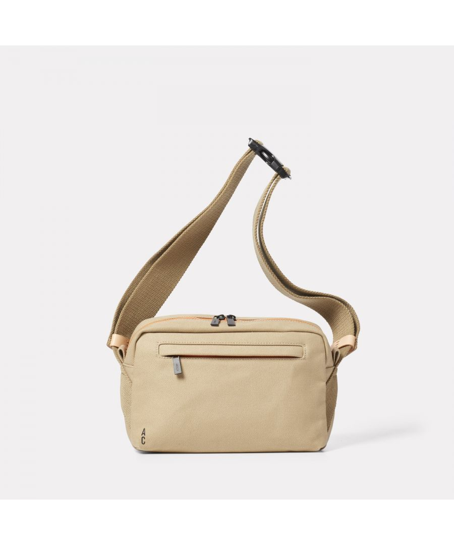 Image for Pendle Travel & Cycle Body Bag in Beige