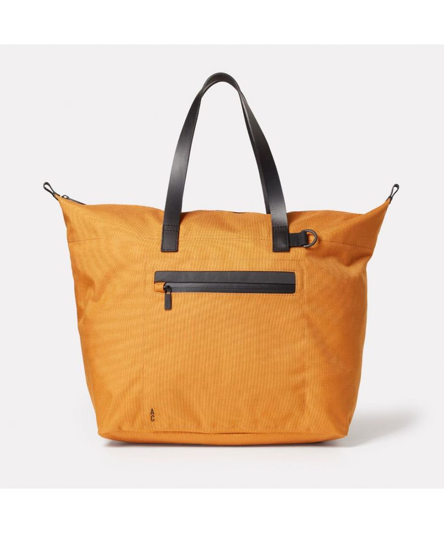 Image for Saarf Travel And Cycle Tote in Orange