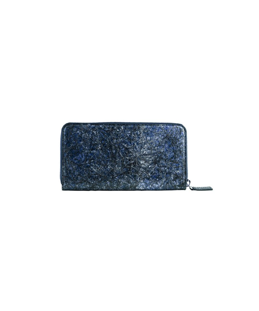 Image for Washi blue wallet