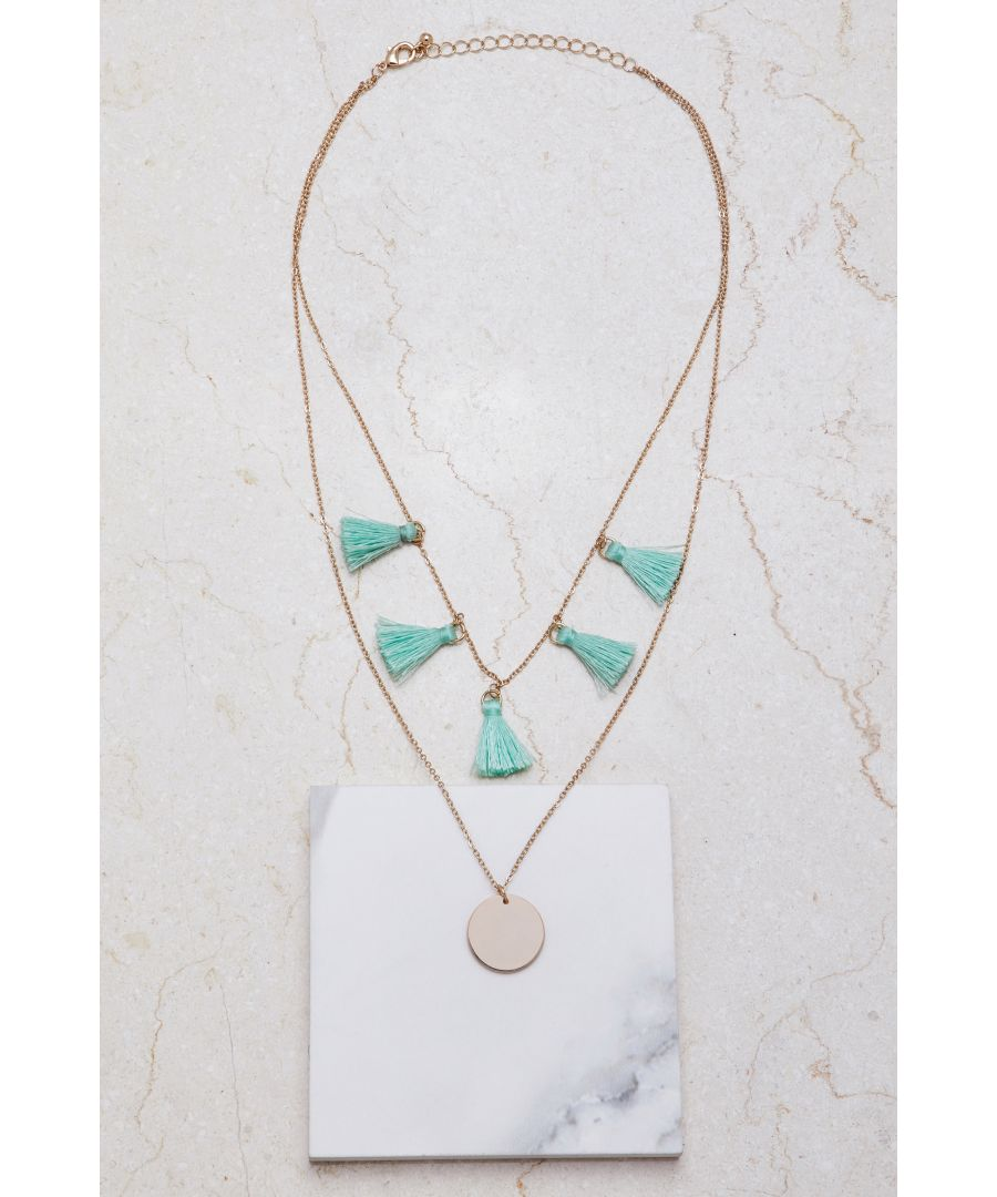 Image for Ibiza Tassel Necklace