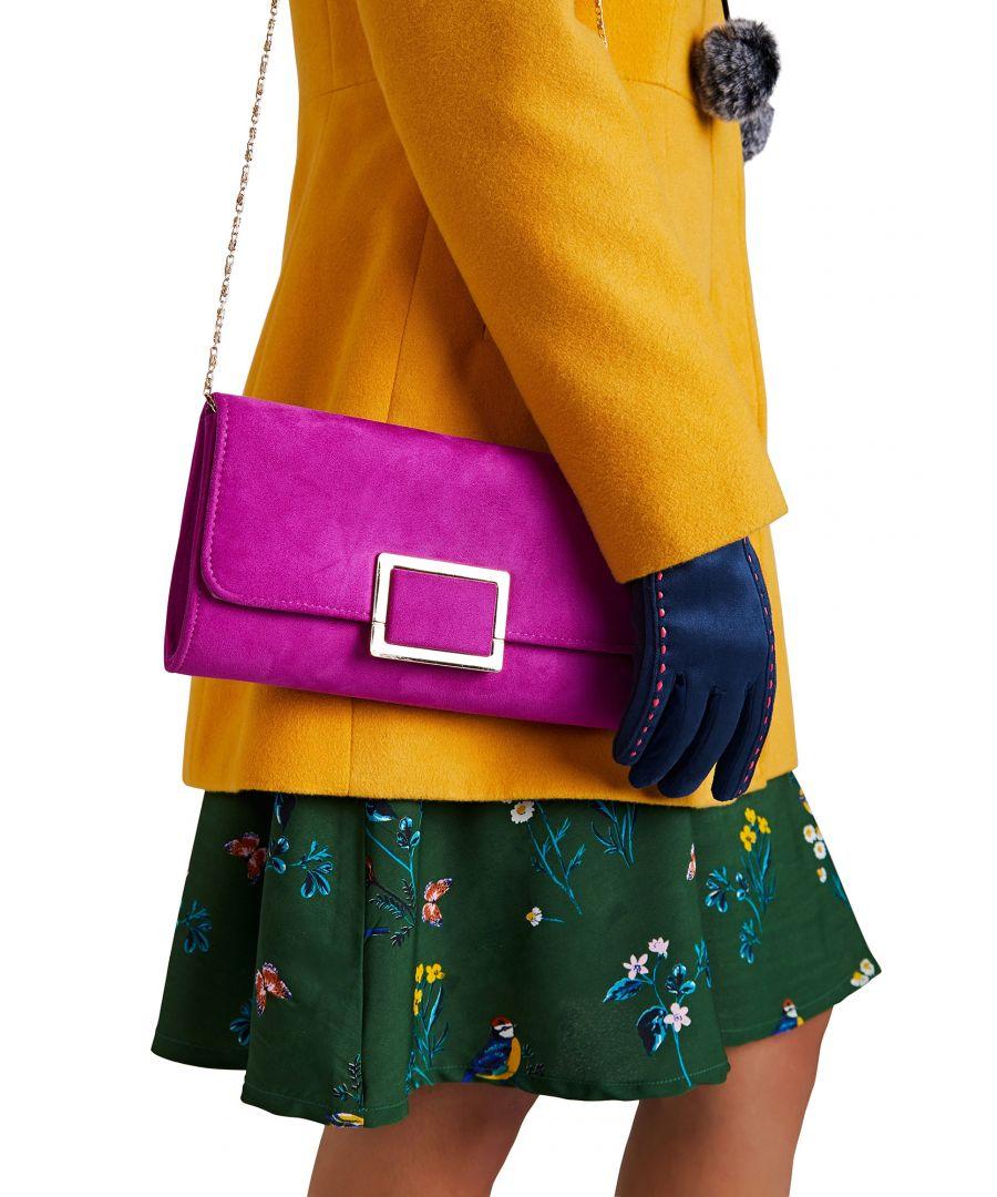 Image for Unique Clasp  Handbag