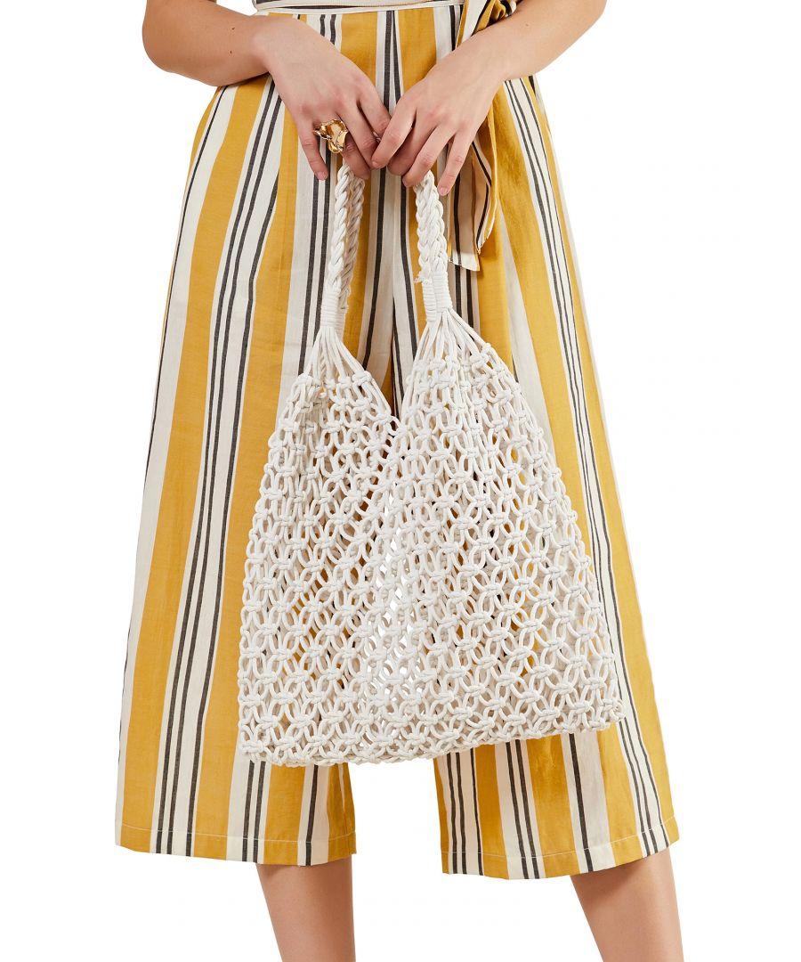 Image for Hand Crochet Shopping Bag