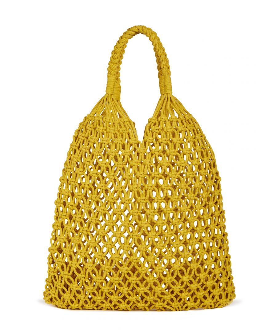 Image for Hand Crochet Shopping Bag
