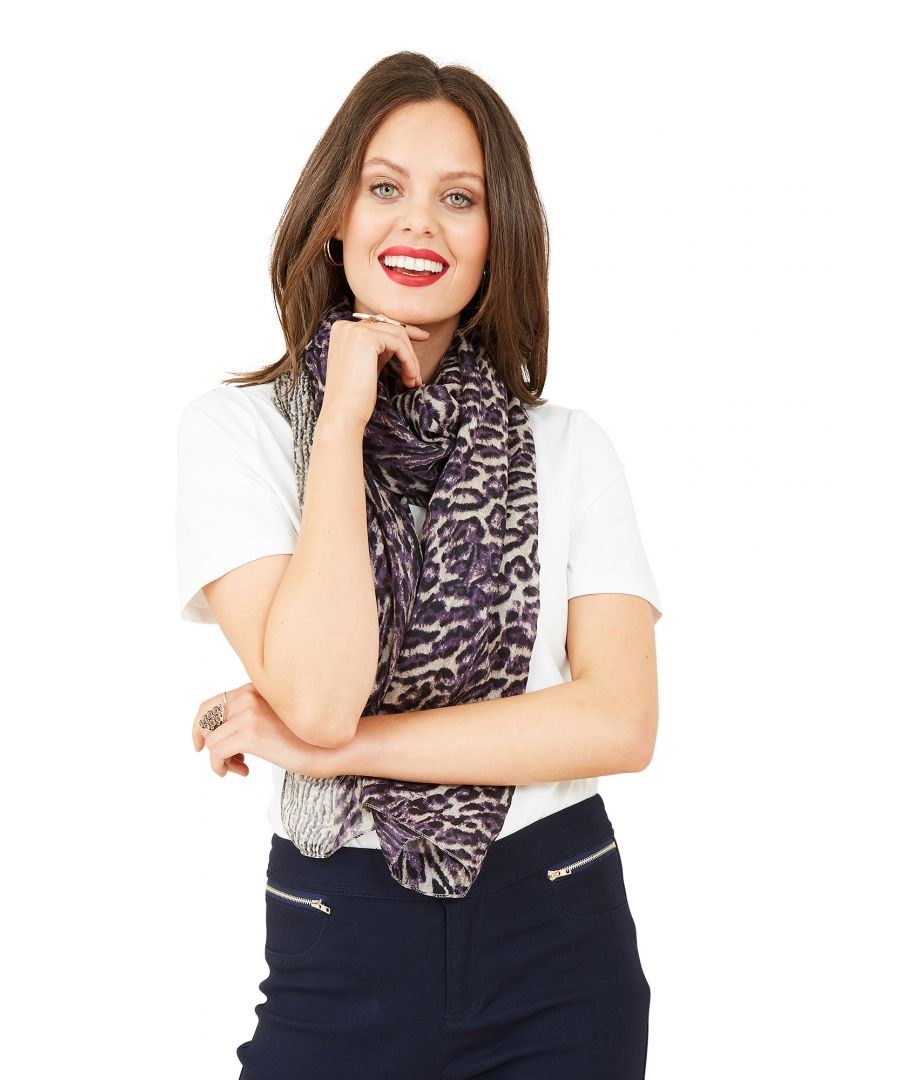 Image for Leopard Print Scarf