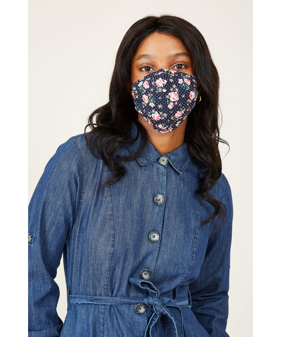 Image for Rose And Spot Face Mask