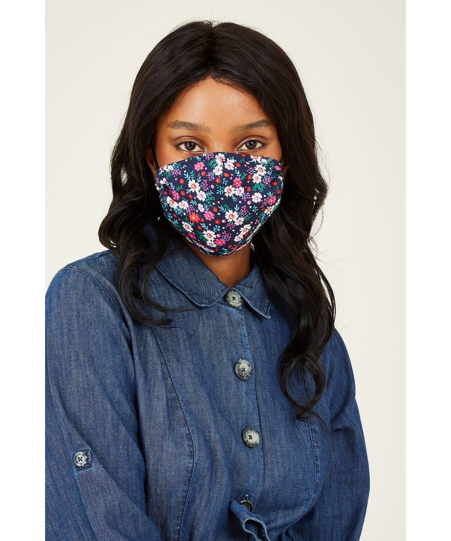 Image for Ditsy Daisy Face Mask