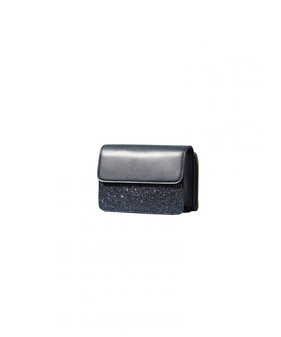 Image for Glitter Front Bag with Side Wallet.