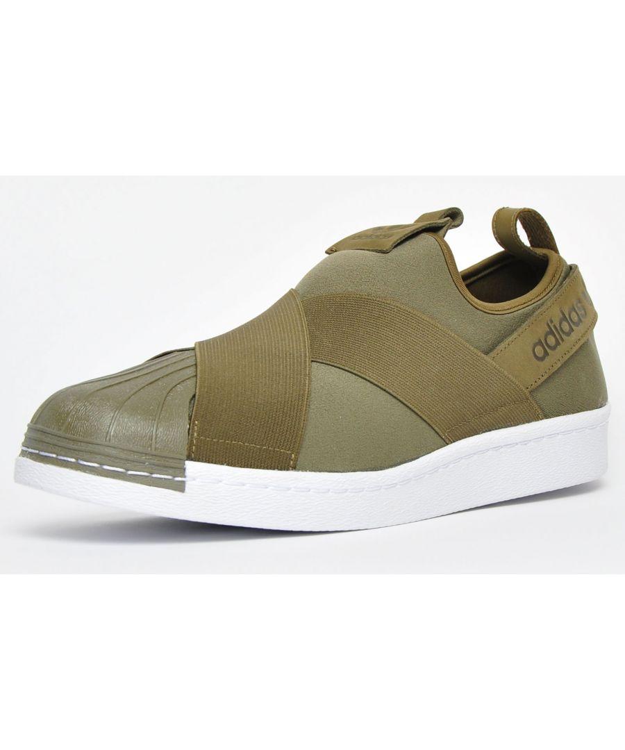 Image for Adidas Originals Superstar Slip On Mens