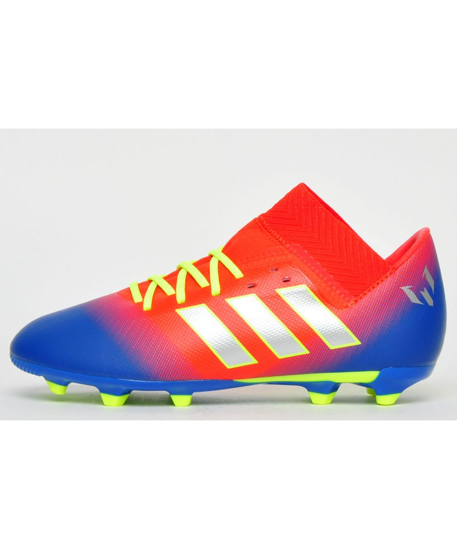 Image for Adidas Nemeziz Messi 18.3 FG Junior Football Boots