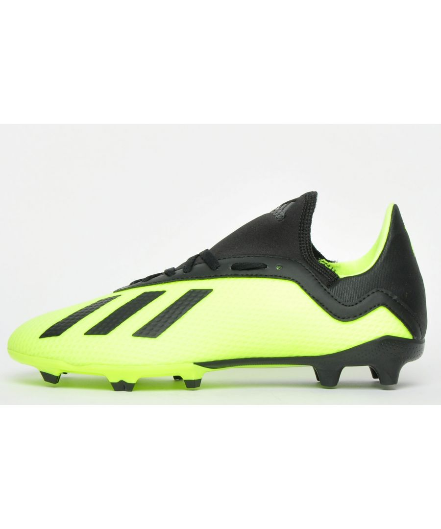 Image for Adidas X18.3 FG Junior Football Boots