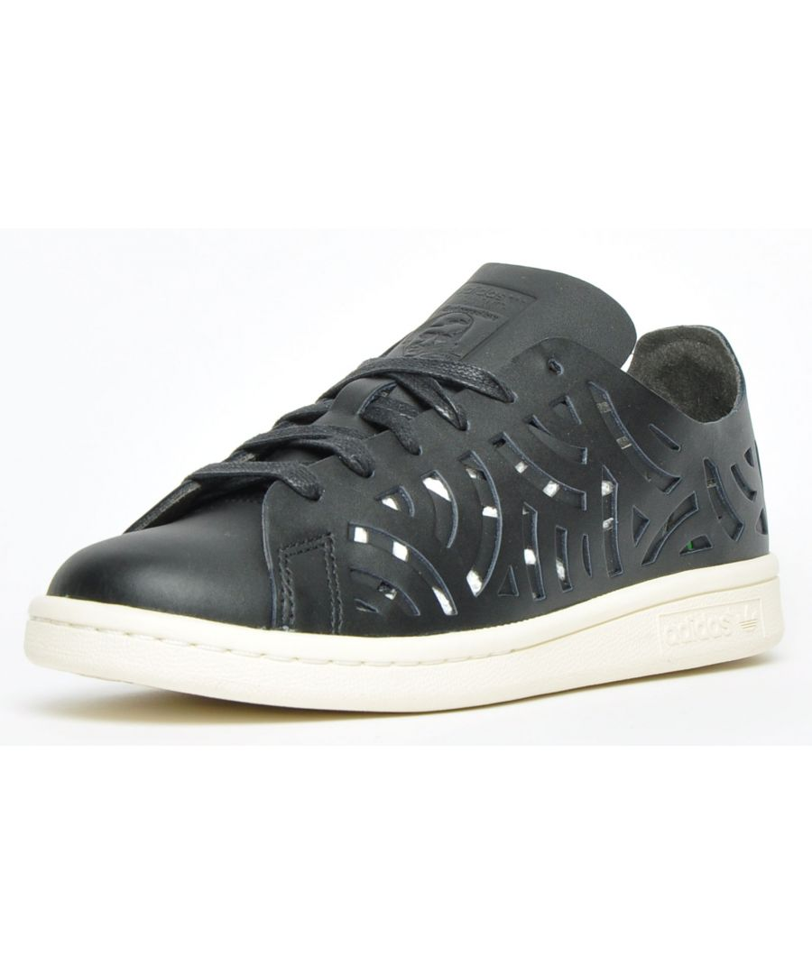Image for Adidas Orignals Stan Smith Cutout Womens Girls