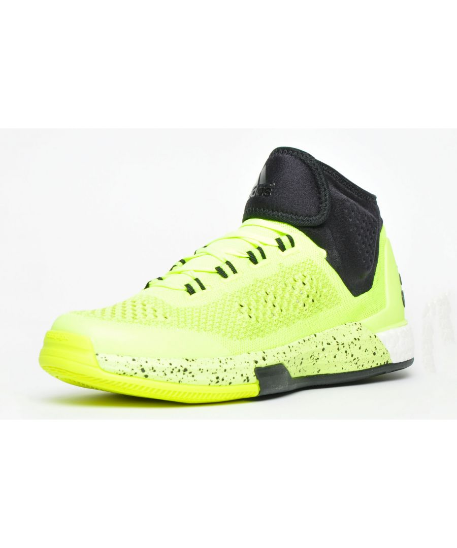 Image for Adidas Crazylight Boost Primeknit Mens