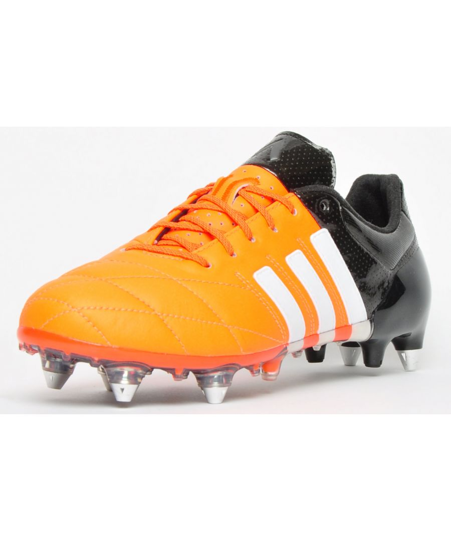 Image for Adidas Ace 15.1 SG Leather Pro Football Boot Mens