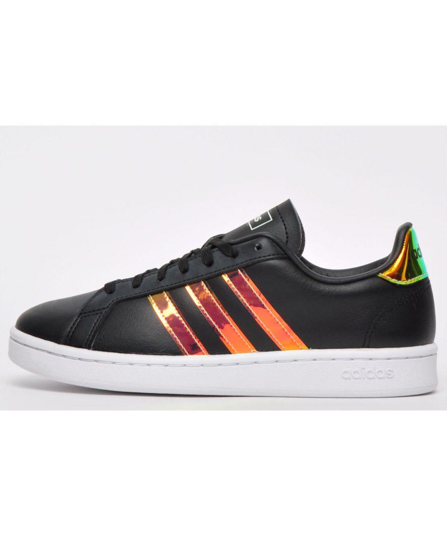 Image for Adidas Grand Court Hologram Womens B Grade