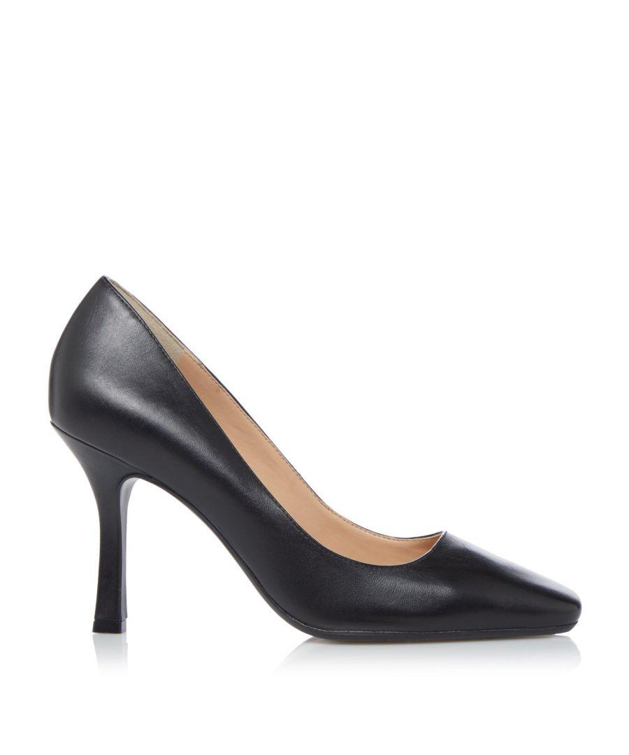 Image for Dune Ladies ALARA Square Toe Court Shoe