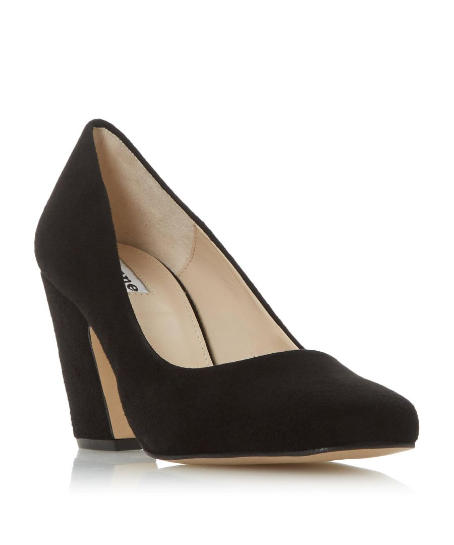 Image for Dune Ladies ALEJANDRO T Square Toe Court Shoe