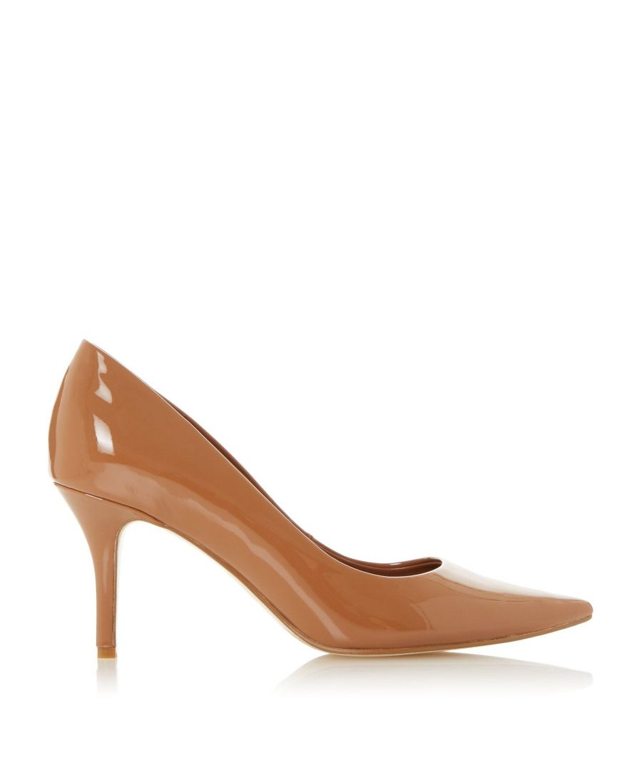 Image for Dune Ladies ALLINA Pointed Toe Court Shoes