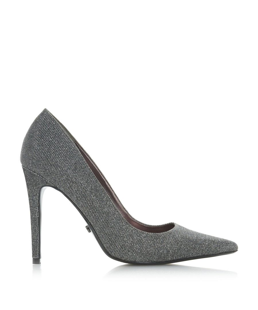 Image for Dune Ladies AMARETTII High Heel Court Shoes