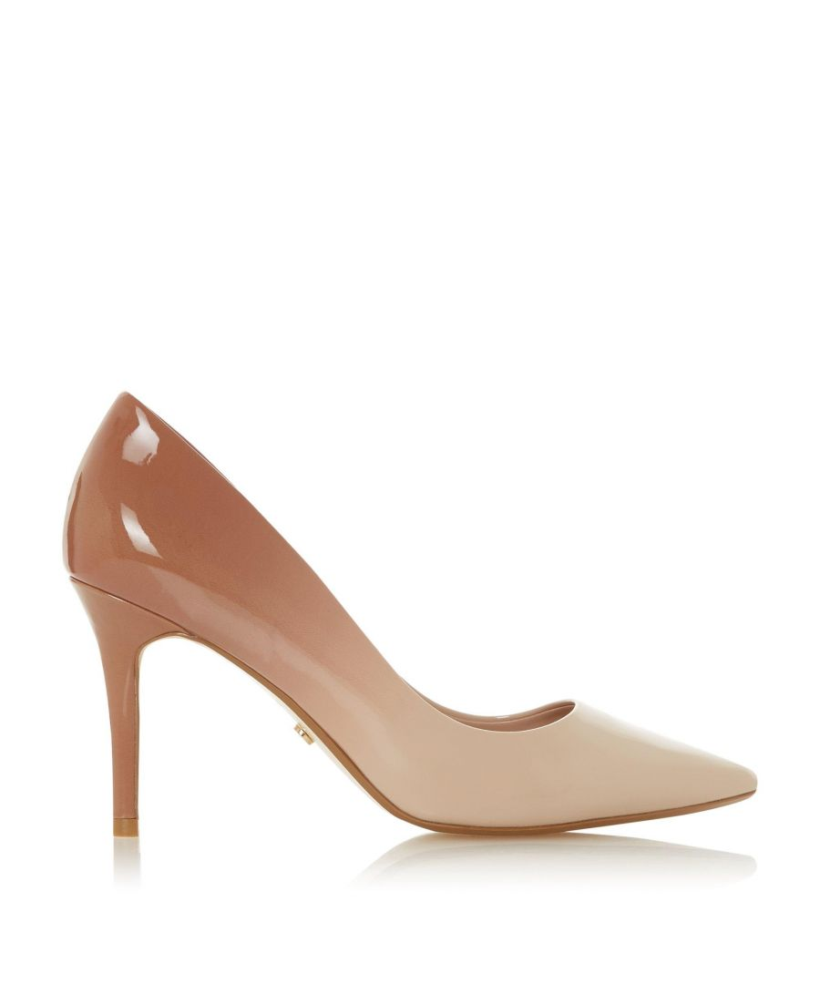 Image for Dune Ladies AMMBRE Ombre Patent Court Shoes