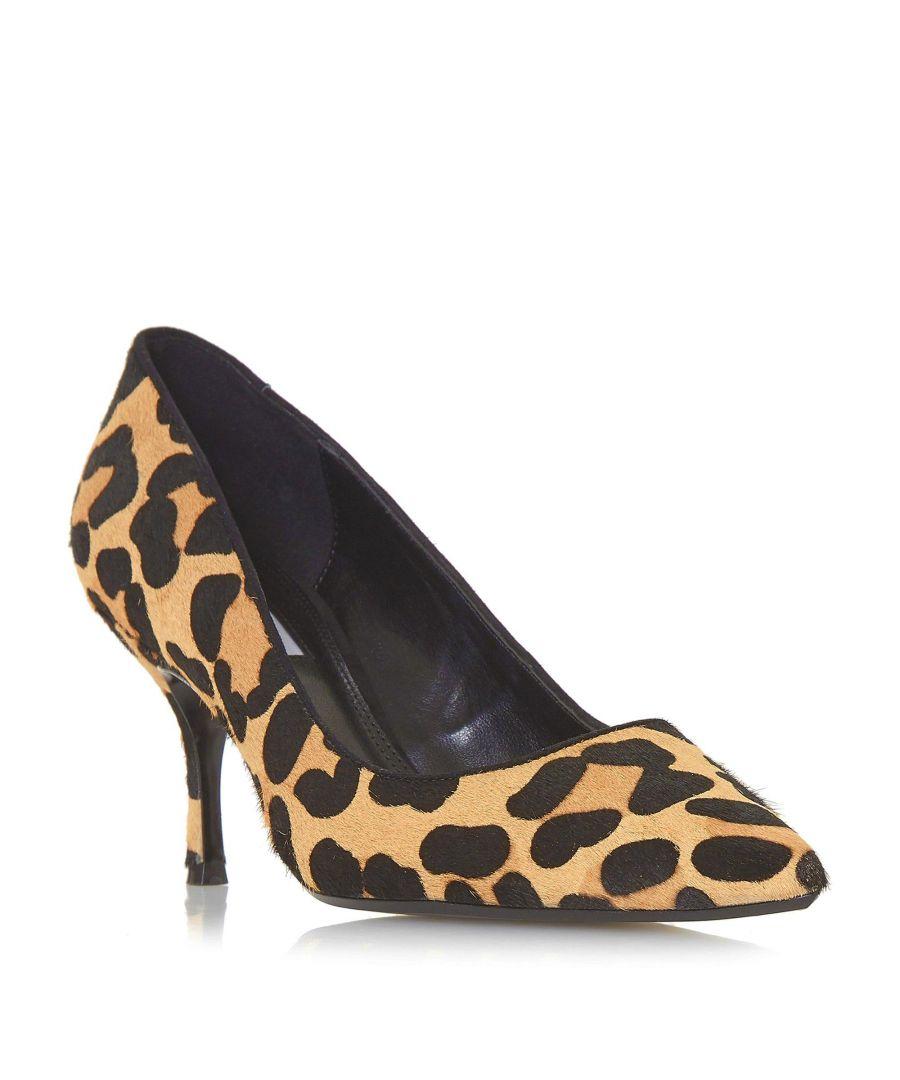 Image for Dune Ladies ANNCONA Textured Court Shoe