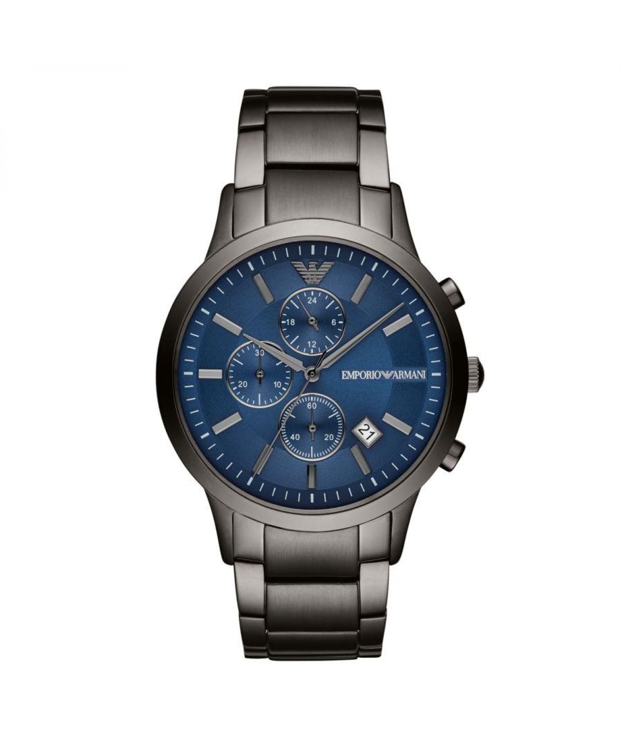 Image for Emporio Armani Mens' Chronograph Watch AR11215