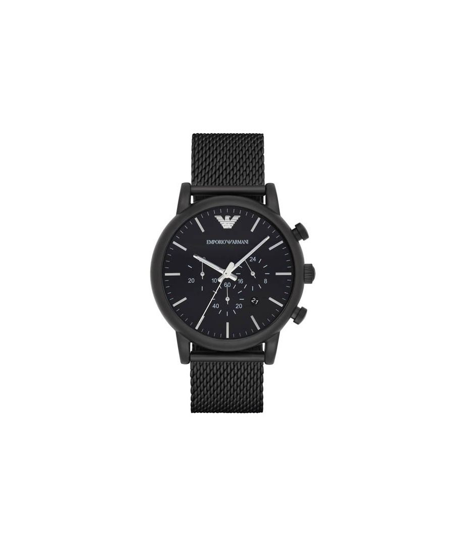 Image for Emporio Armani Men's Chronograph Watch
