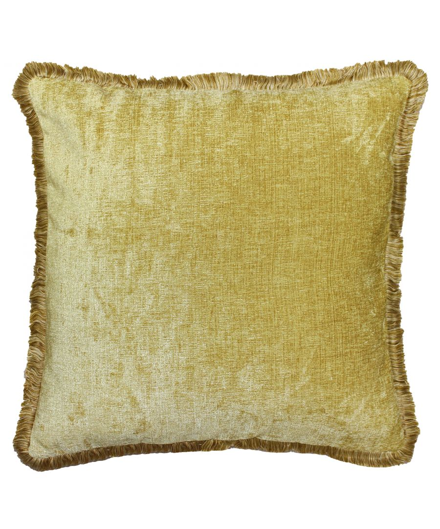 Image for Astbury 50X50 Poly Cushion Ochre