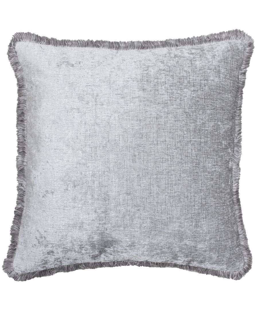 Image for Astbury 50X50 Poly Cushion Silver