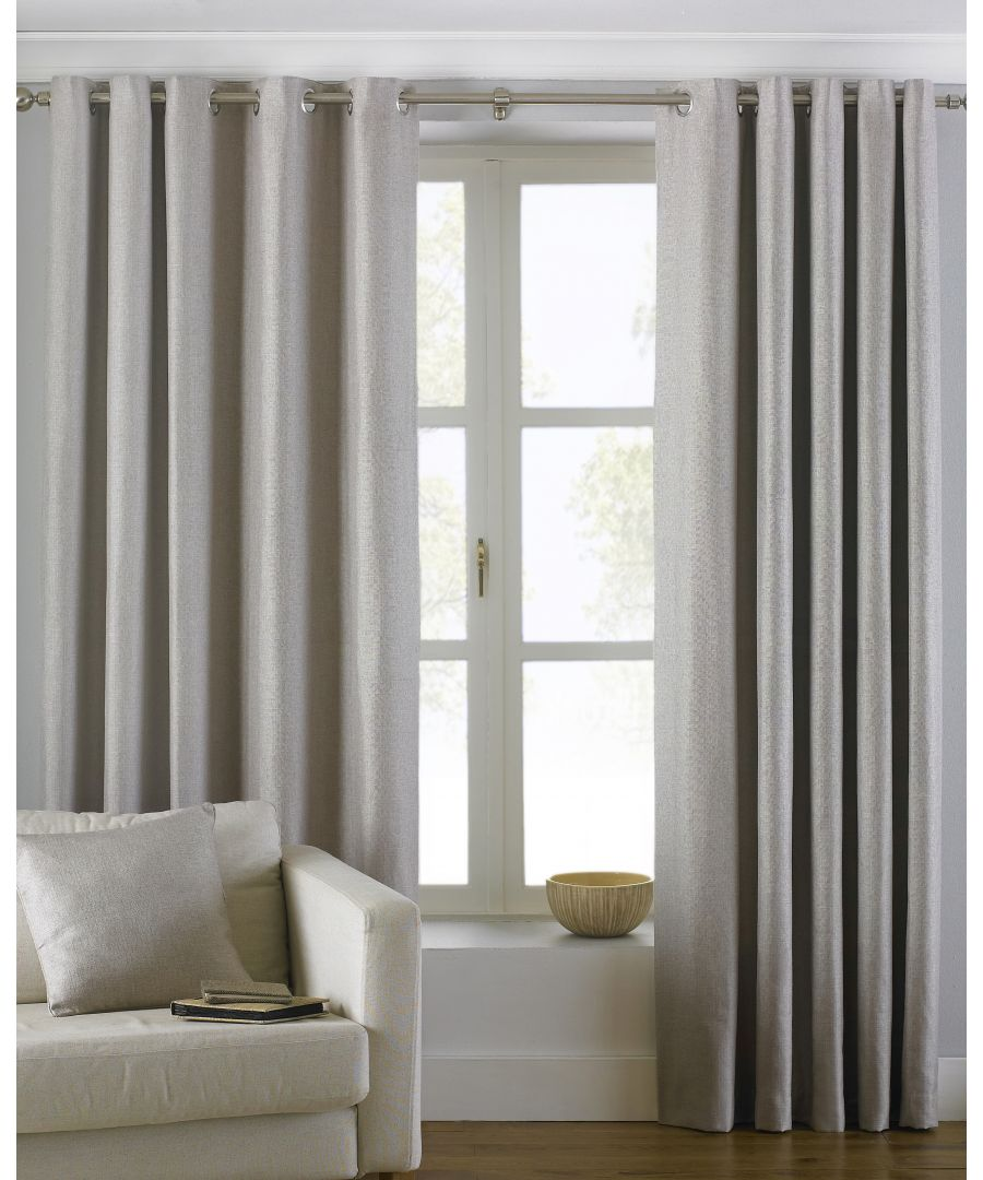 Image for Atlantic Curtains Natural