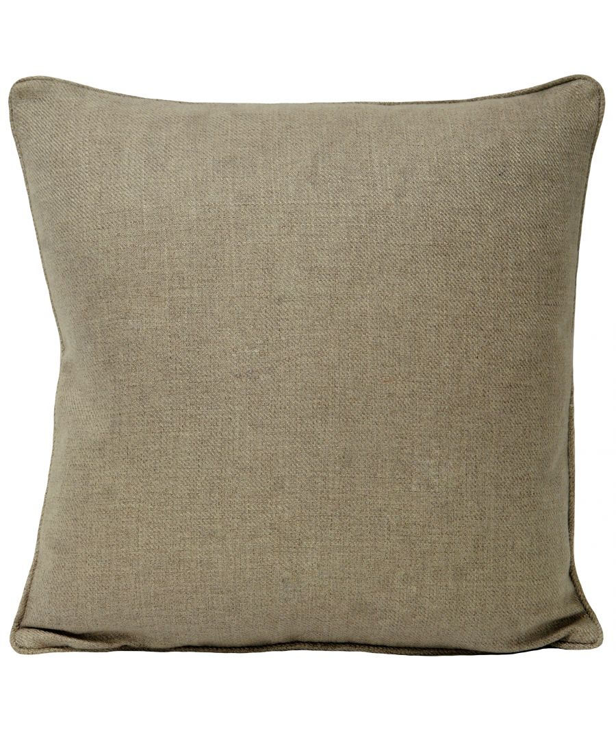 Image for Atlantic 55X55 Poly Cushion Latte
