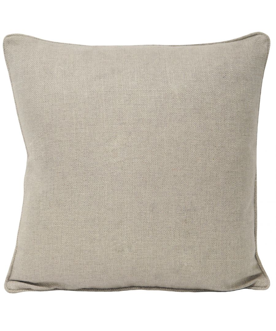 Image for Atlantic 45X45 Poly Cushion Natural
