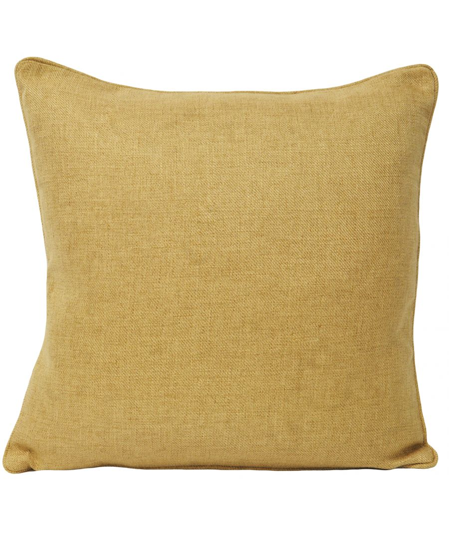 Image for Atlantic 45X45 Poly Cushion Ochre