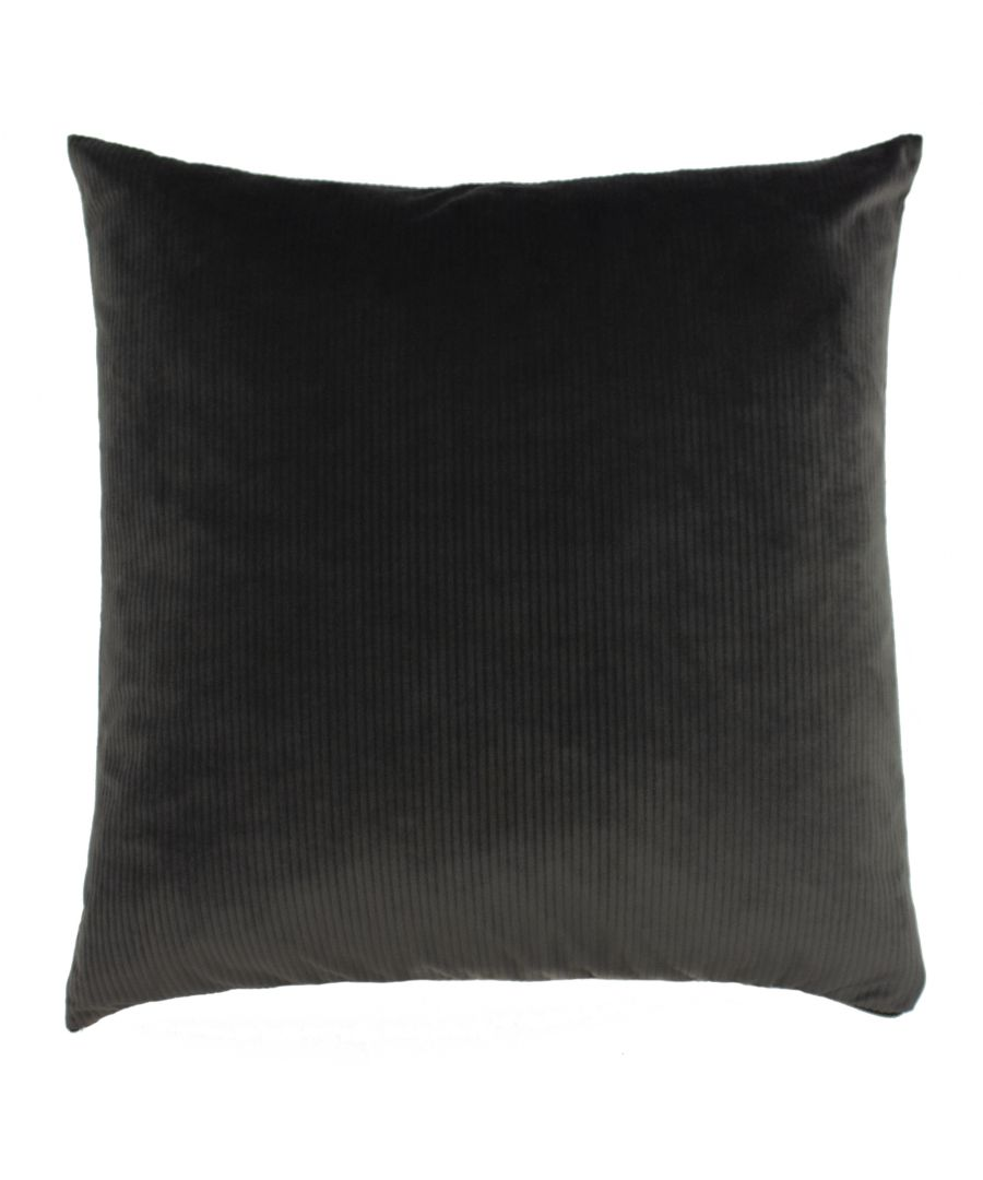 Image for Aurora 45X45 Poly Cushion Grey