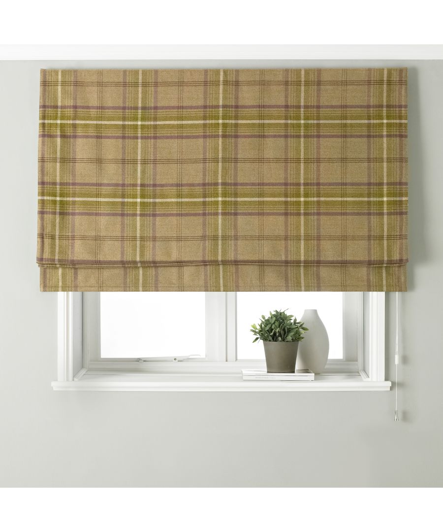 Image for Aviemore Roman Blinds