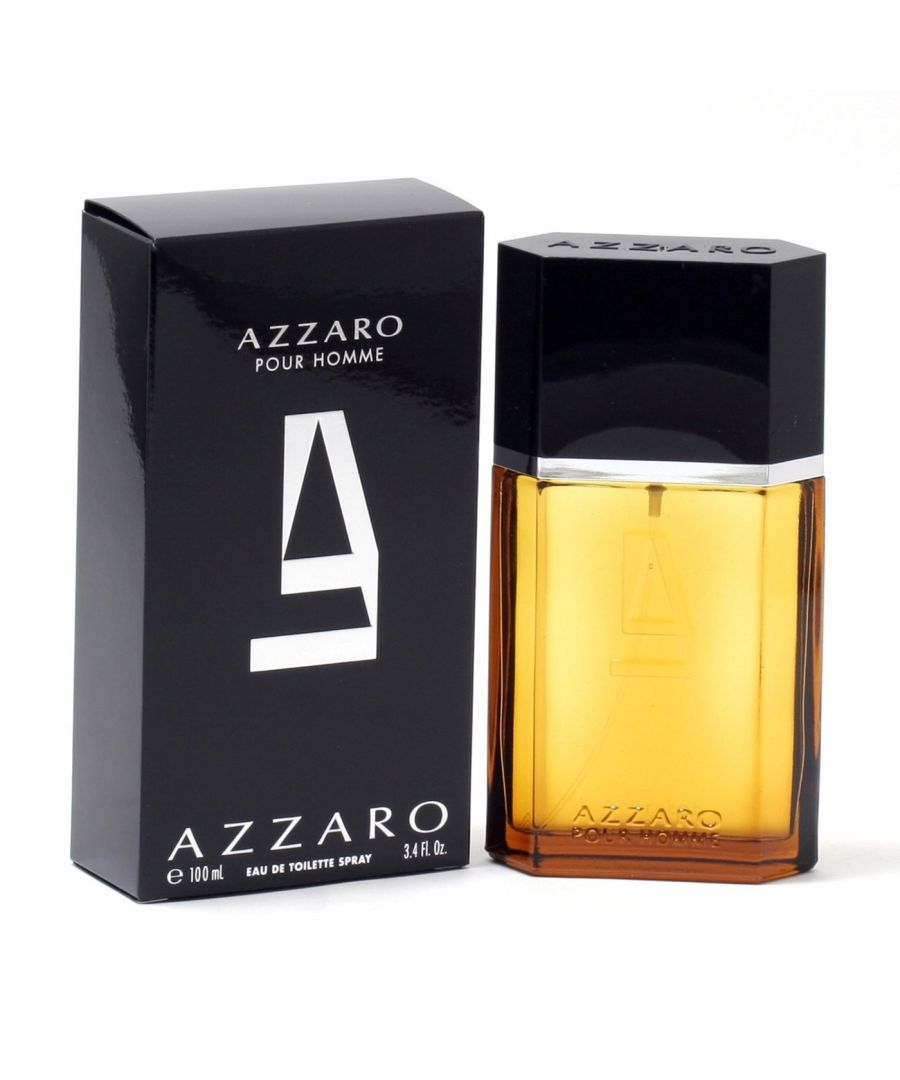 Image for Azzaro Eau De Toilette Spray 100Ml