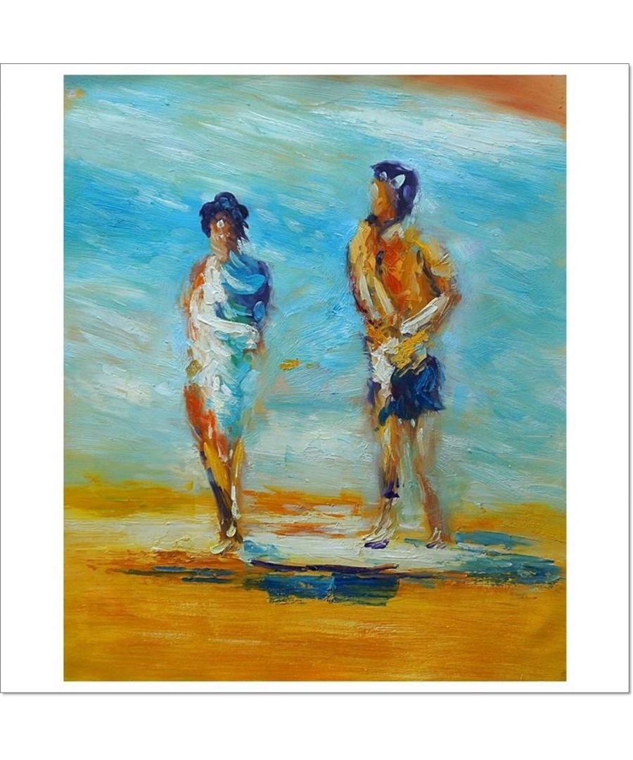 Image for Oil Painting - Windy Souls Cm. 50x60