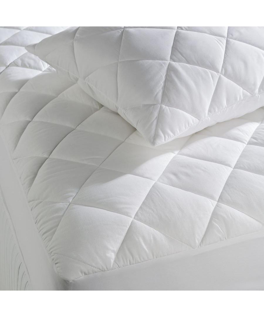 Image for Anti Allergy Pillow Protector - Pair